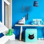 Stylish verantwoorde DIY-kattenbak