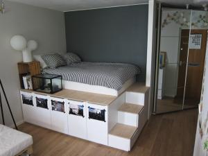 Opbergruimte bed | Peppermint Interieuradvies Enschede