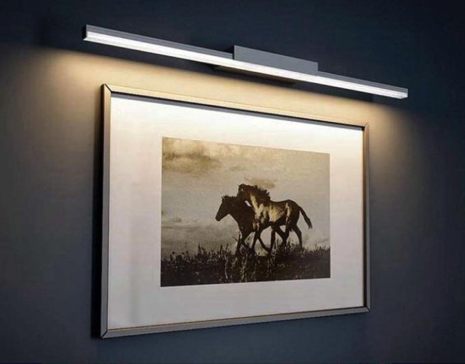 Schilderijverlichting als accentverlichting | lichtplan | Peppermint Interieuradvies Twente