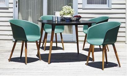Scandinavische tuinmeubels | Peppermint Interieuradvies | Enschede